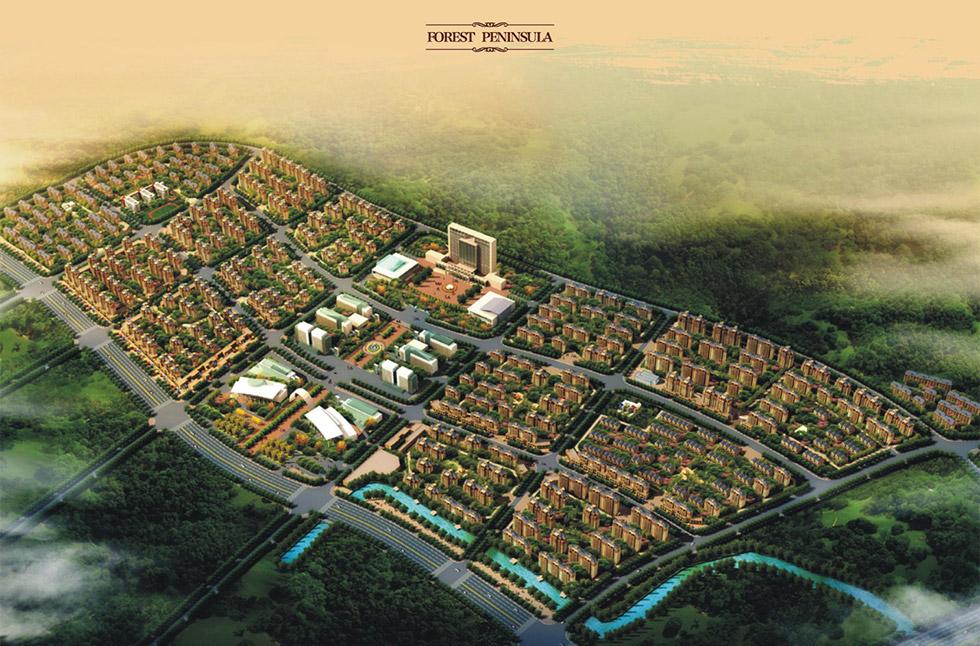 舞钢建业·森林半岛|舞钢建业城市建设有限公司