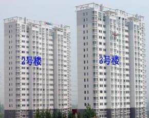 平顶山新城区蝶湖湾 高清图片