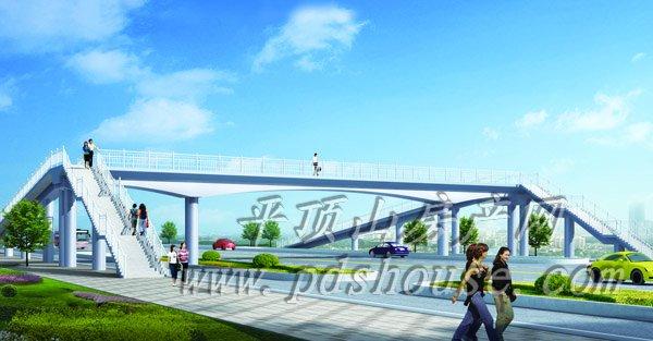 该工程由郑州东方钢结构安装有限公司施工建设