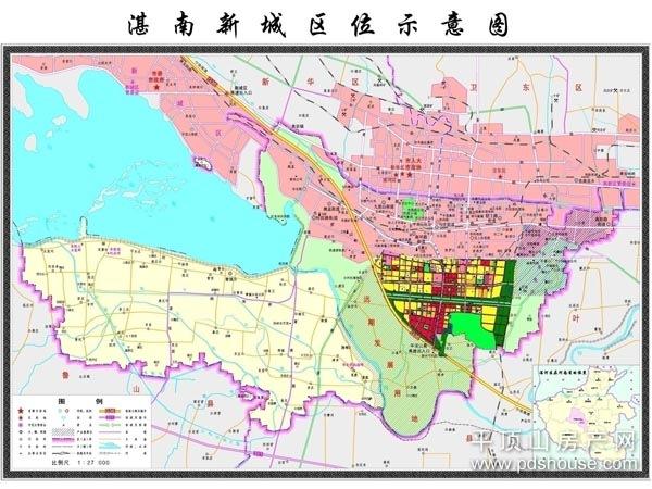 湛南新城规划图滦河新城规划图湛南新城平顶山湛南