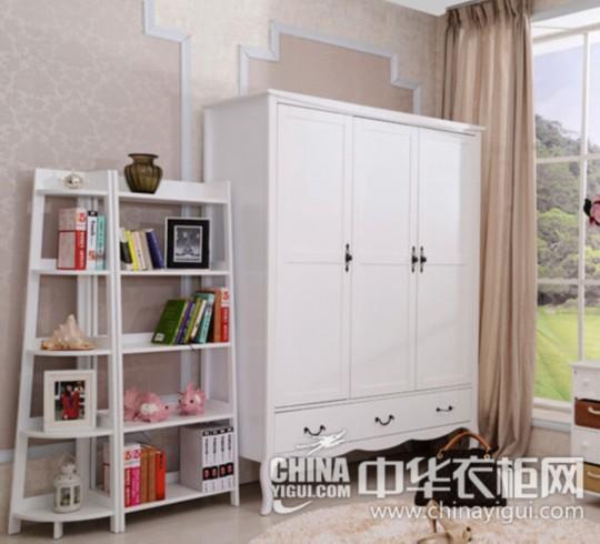 六款欧式风格衣柜 教你扮美卧室