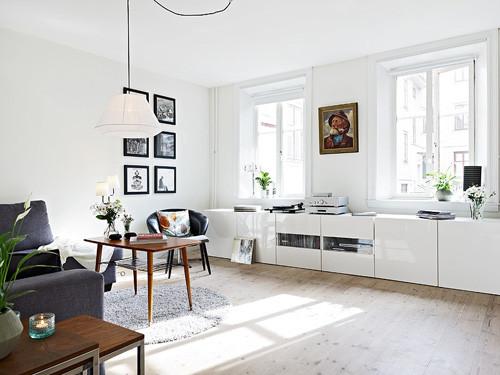 小戶型家居裝修設計注意事項--盡量選擇小而精的家具