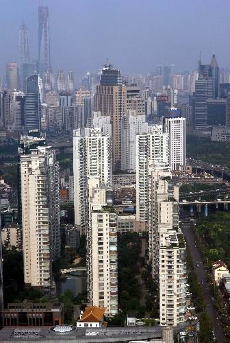 平顶山城区发展新动向 高清图片